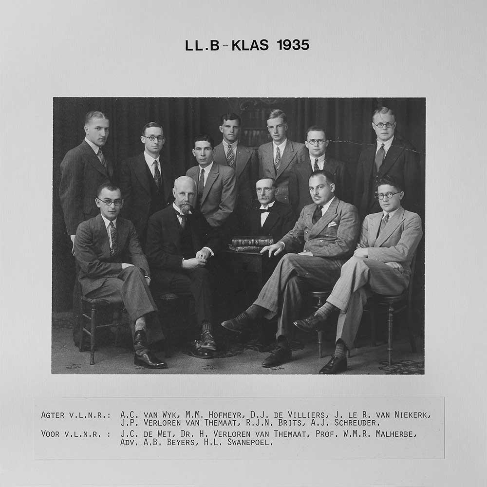 1935 LLB