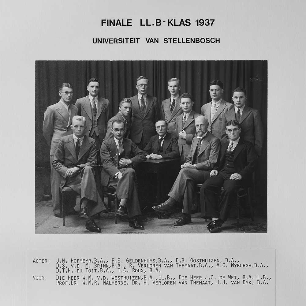 1937 LLB
