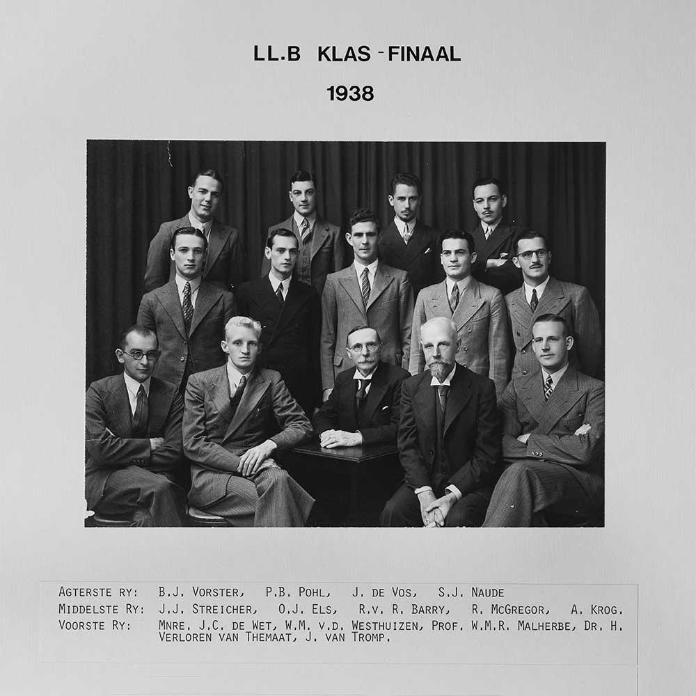 1938 LLB