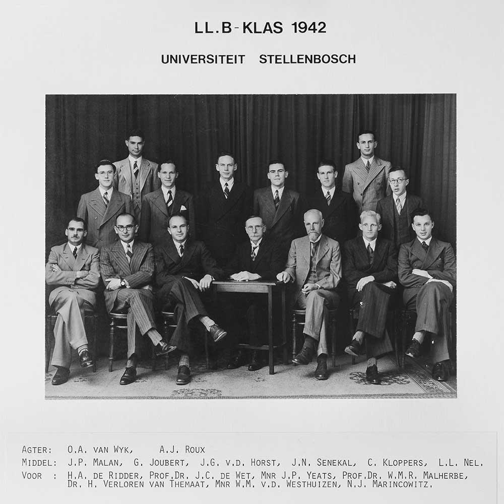 1942 LLB
