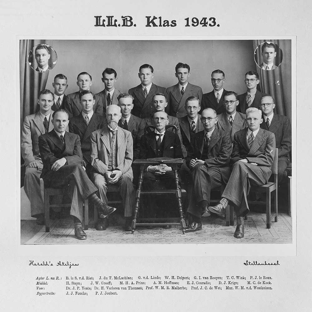 1943 LLB