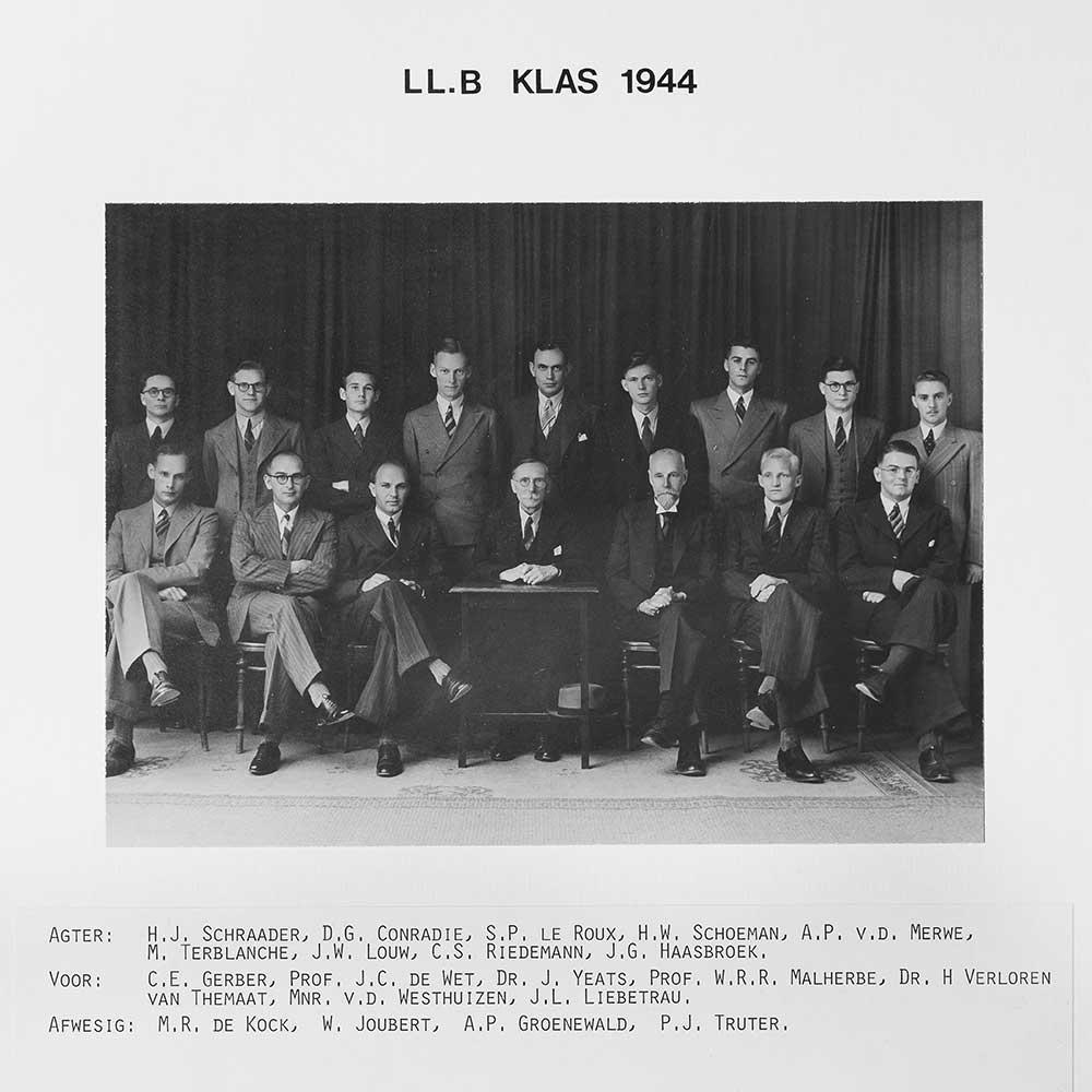 1944 LLB