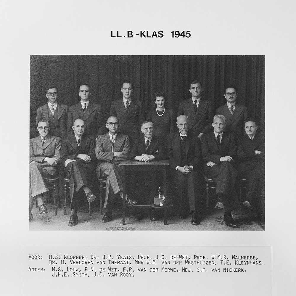 1945 LLB
