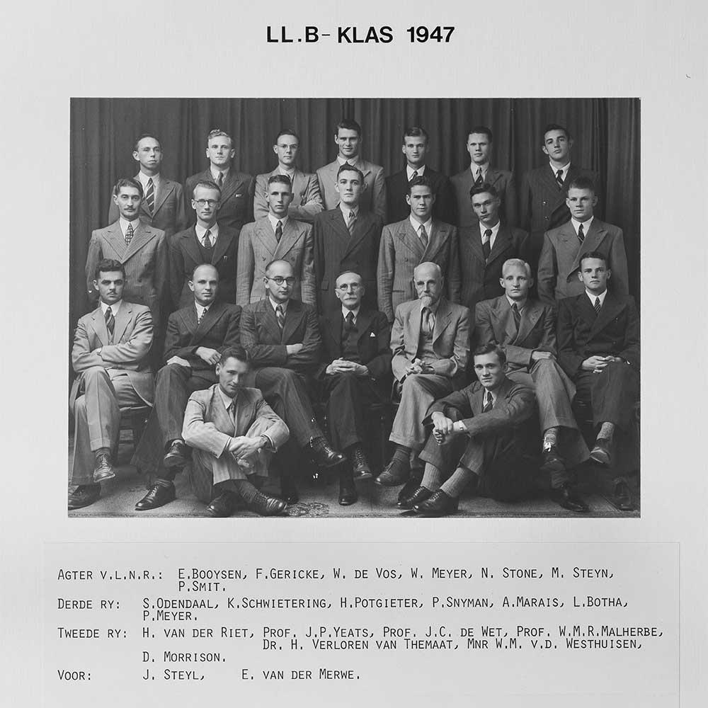 1947 LLB