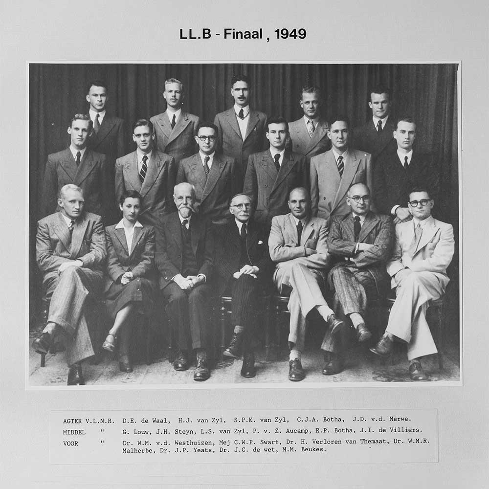 1949 LLB